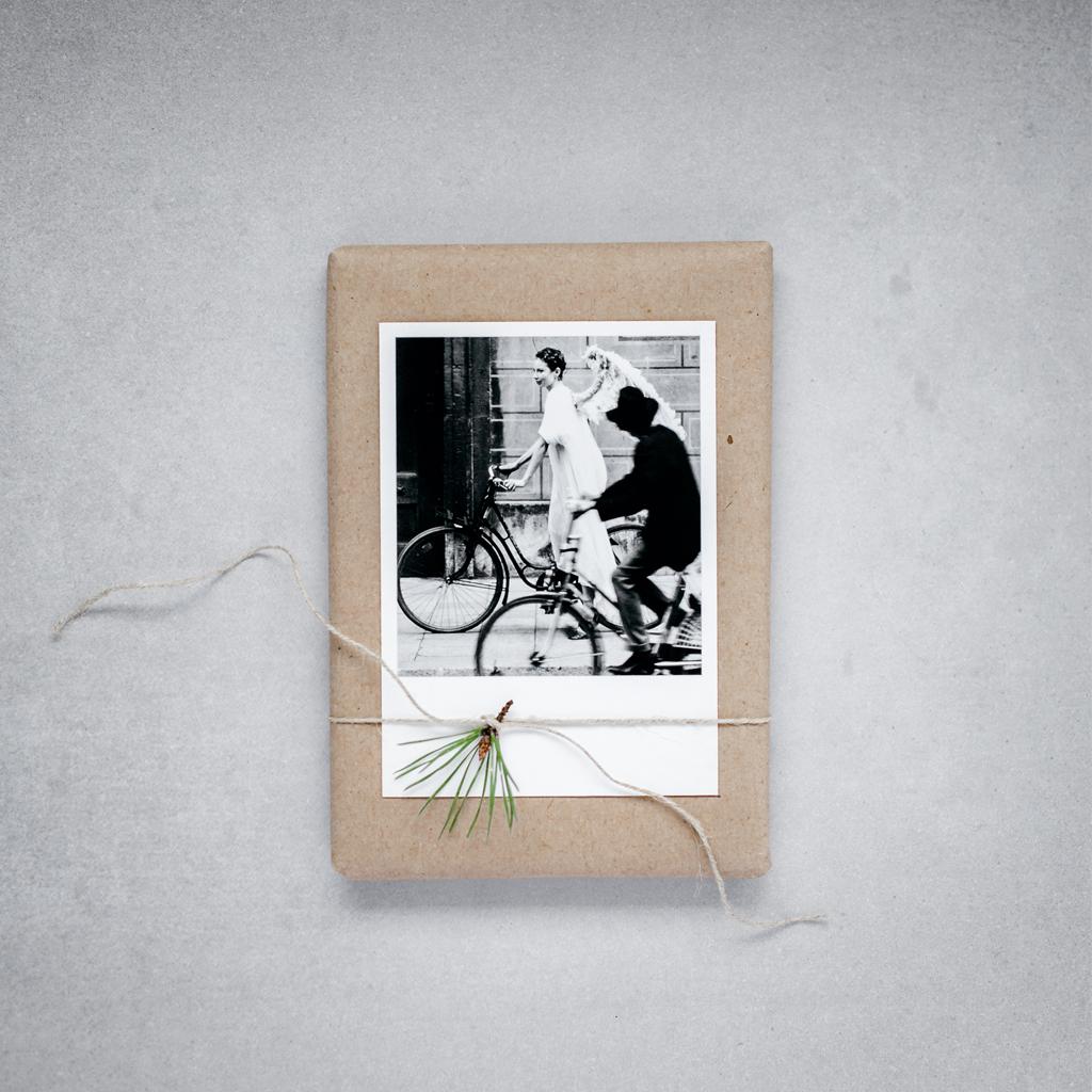 Leben pur Fotografie, nachhaltig verpacken, Geschenk