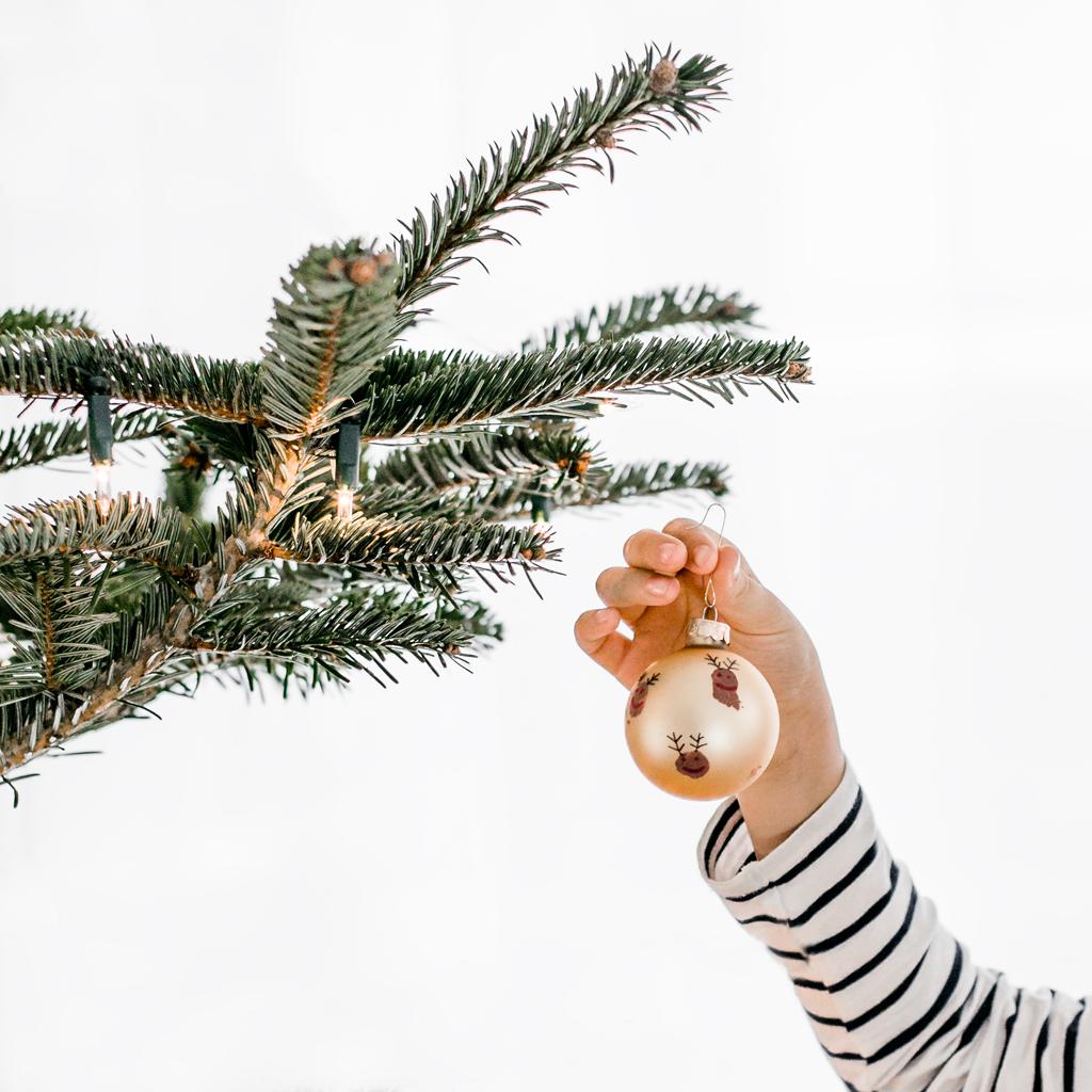 Weihnachten, Baum schmücken, Leben pur Fotografie