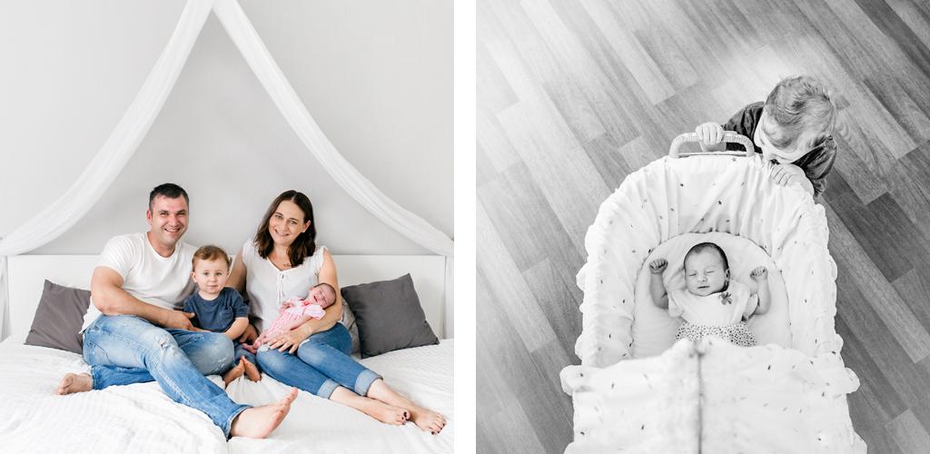 Leben Pur Fotografie, Neugeborenenshooting im eigenen Zuhause