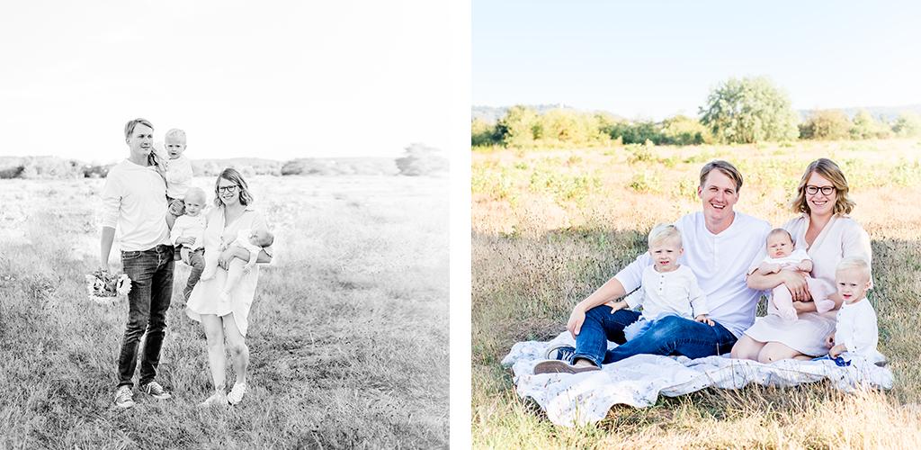 Leben Pur Fotografie, Outdoor Familienshooting