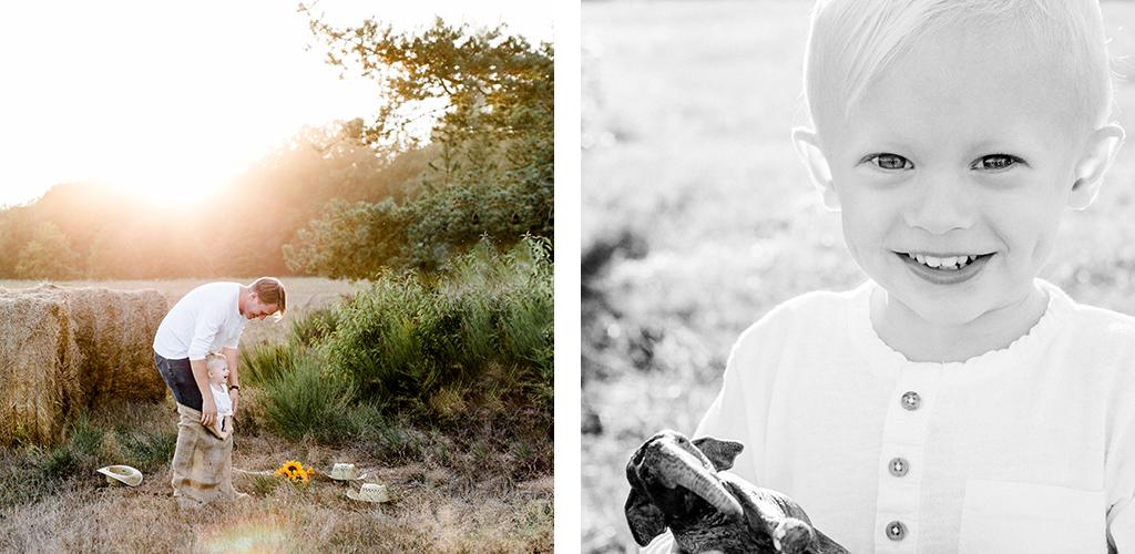 Natürliche Familienfotografie Bruchsal