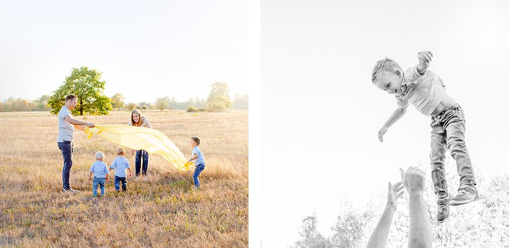 Familien Fotografin