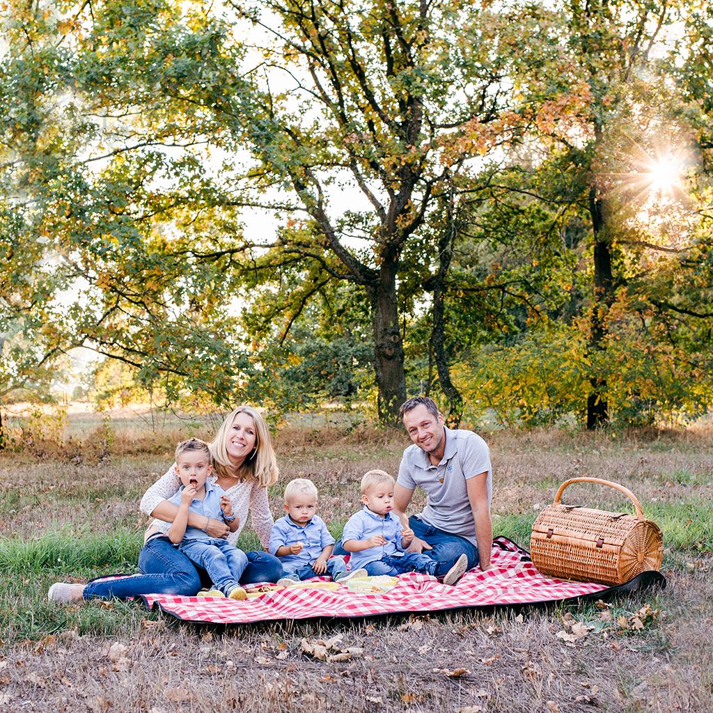 Tipps fürs Familienshooting