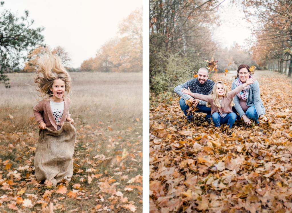 Lebendige Familienfotografie