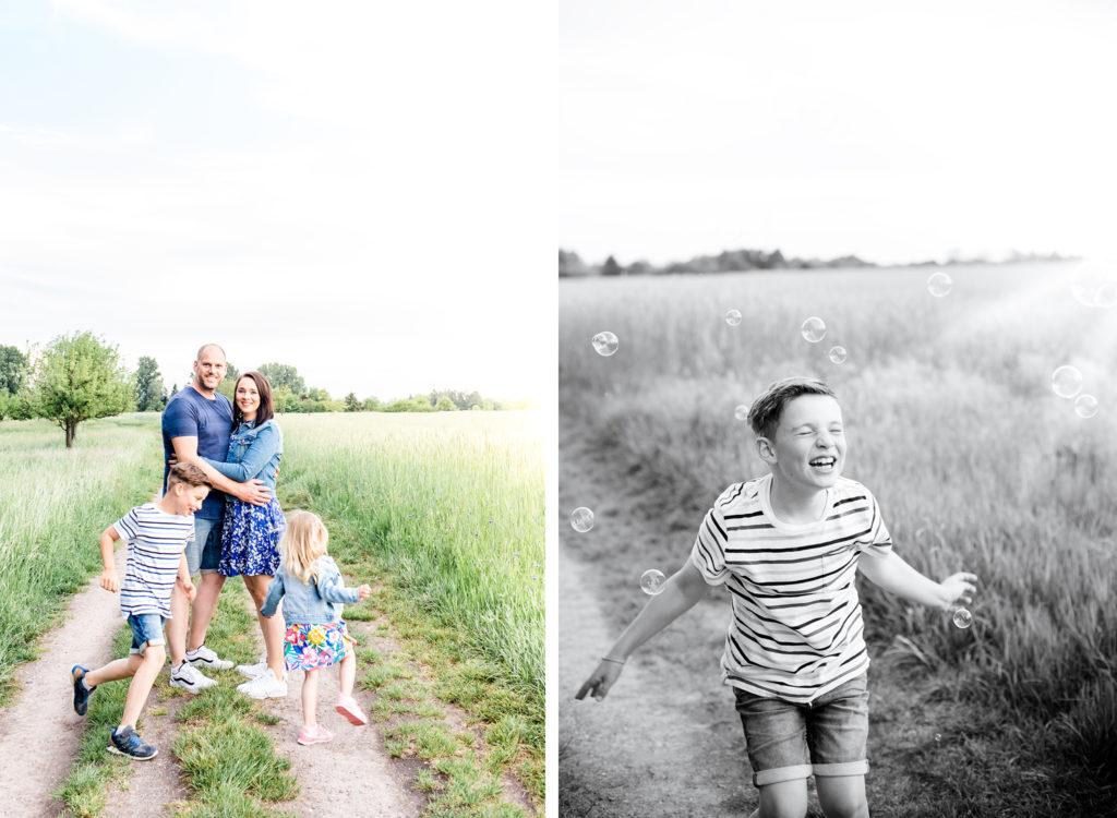 Familienfotos in Neuthard
